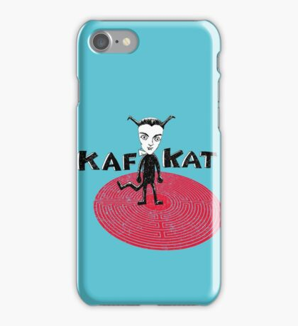 Kafka Cat Metamorphosis iPhone Case/Skin