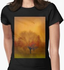 The Painted Tree Womens Fitted T-Shirt