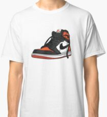 "Camiseta clásica Air Jordan 1 ""RESPALDO HECHO ATRÁS"""