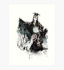 Twili Midna- Twilight Princess Art Print
