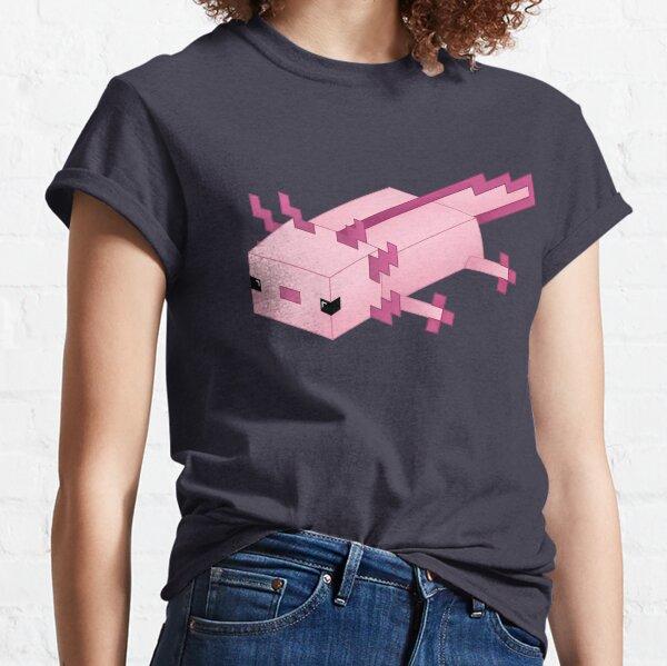Minecraft Axolotl Classic T-Shirt