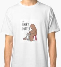 The Hairy Potter Classic T-Shirt