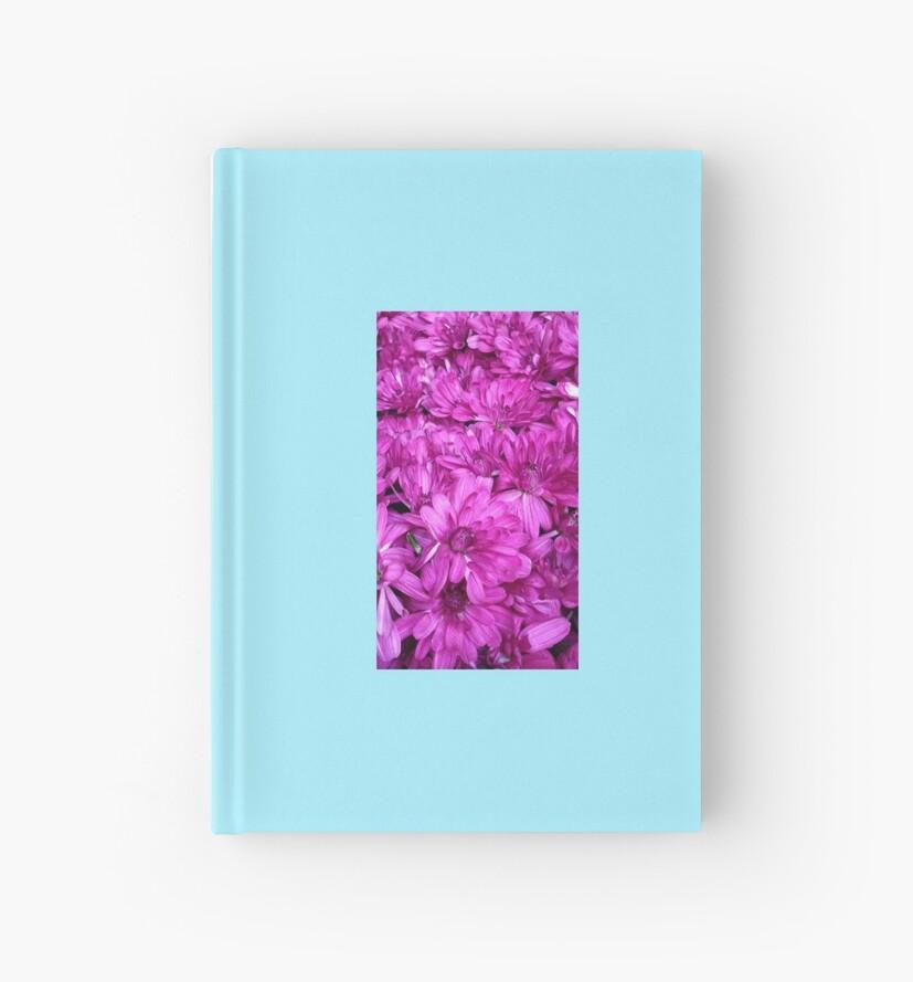 Lots of Purple Flowers by AndiArtLane