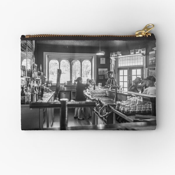 Life in a country town Zipper Pouch