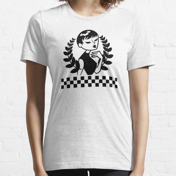 Ne pas être un DICK T-shirt-C-Drôle Grossier Slogan Hipster Skate Noir Lady Fit XS