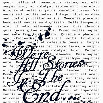 We're All Stories by Khepera