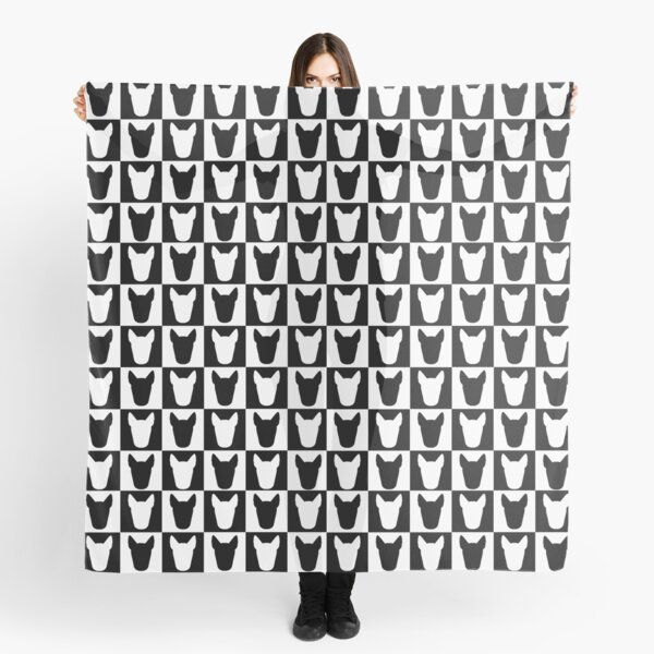 Bully Checkers Scarf