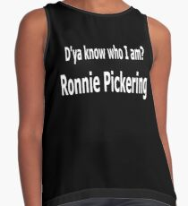 Ronnie Pickering Contrast Tank