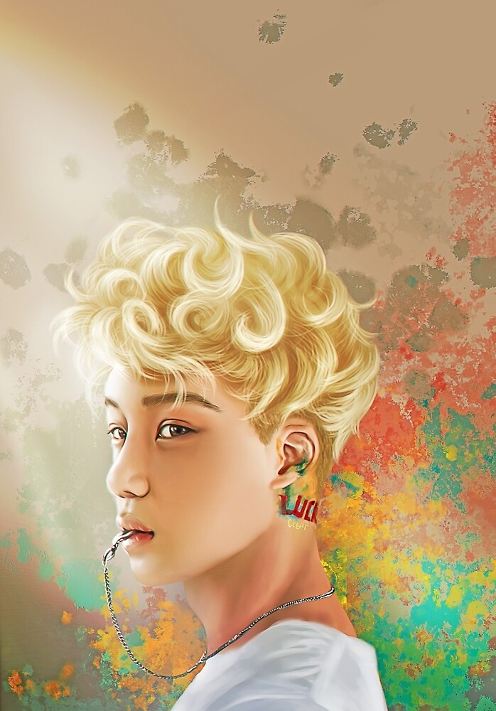 Lucky Kai. by oh8ight