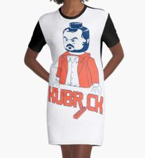 KuBrick Graphic T-Shirt Dress