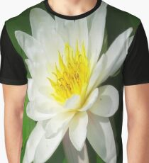 Water Lilly   Graphic T-Shirt
