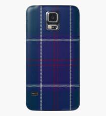 01318 US Navy Edzell Tartan  Case/Skin for Samsung Galaxy
