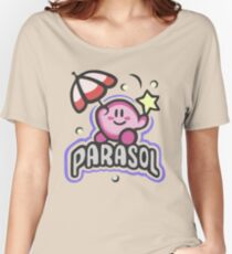 Kirby Parasol Women's Relaxed Fit T-Shirt