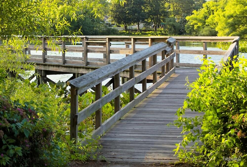Little Bridge's Entrance by henuly1