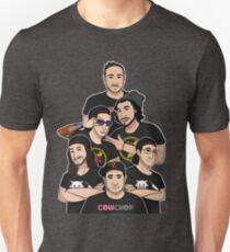 Cow Chop Group T-Shirt