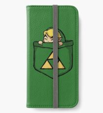 Legend of Zelda - Pocket Link iPhone Wallet/Case/Skin