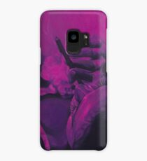"""Pink No. 1"" Case/Skin for Samsung Galaxy"