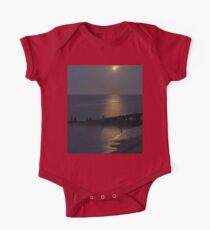 Moonlight on the North Sea One Piece - Short Sleeve