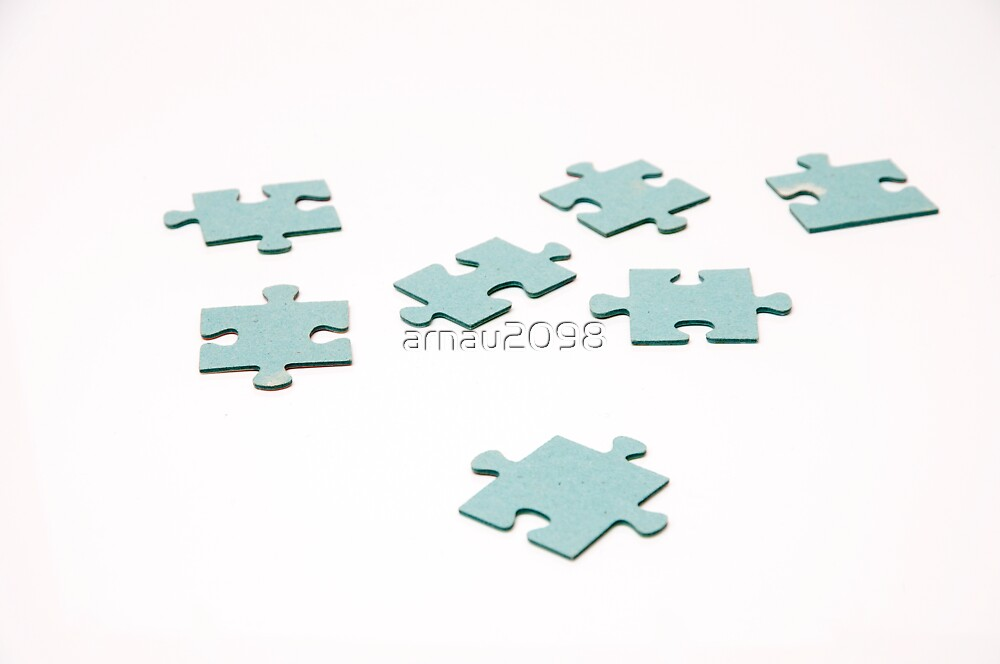 jigsaw pieces by arnau2098