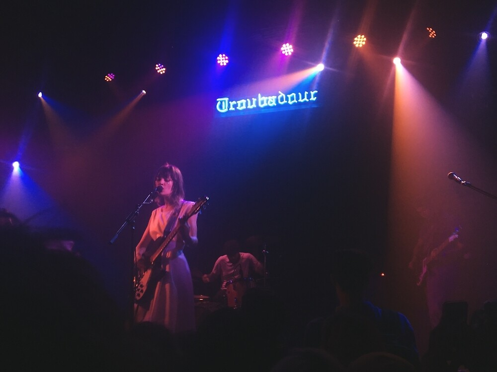 Cherry Glazerr Live  by redally