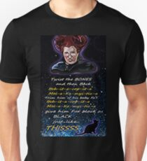 Hocus pocus Twist the bones T-Shirt