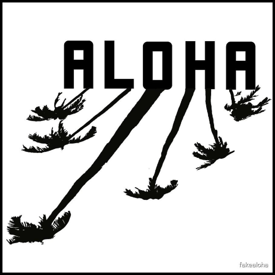 Shadows of Aloha by Sean Brittain