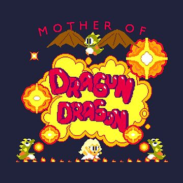 Mother of Dragun Dragon by ivanrodero