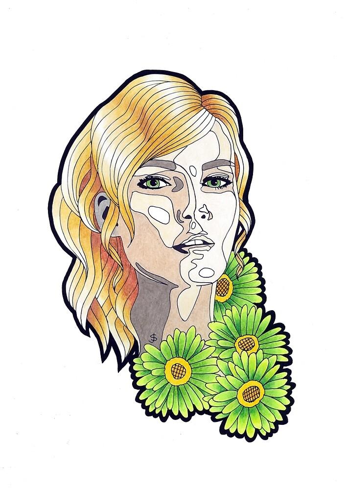 Femme Botanica - Float by janestradwick