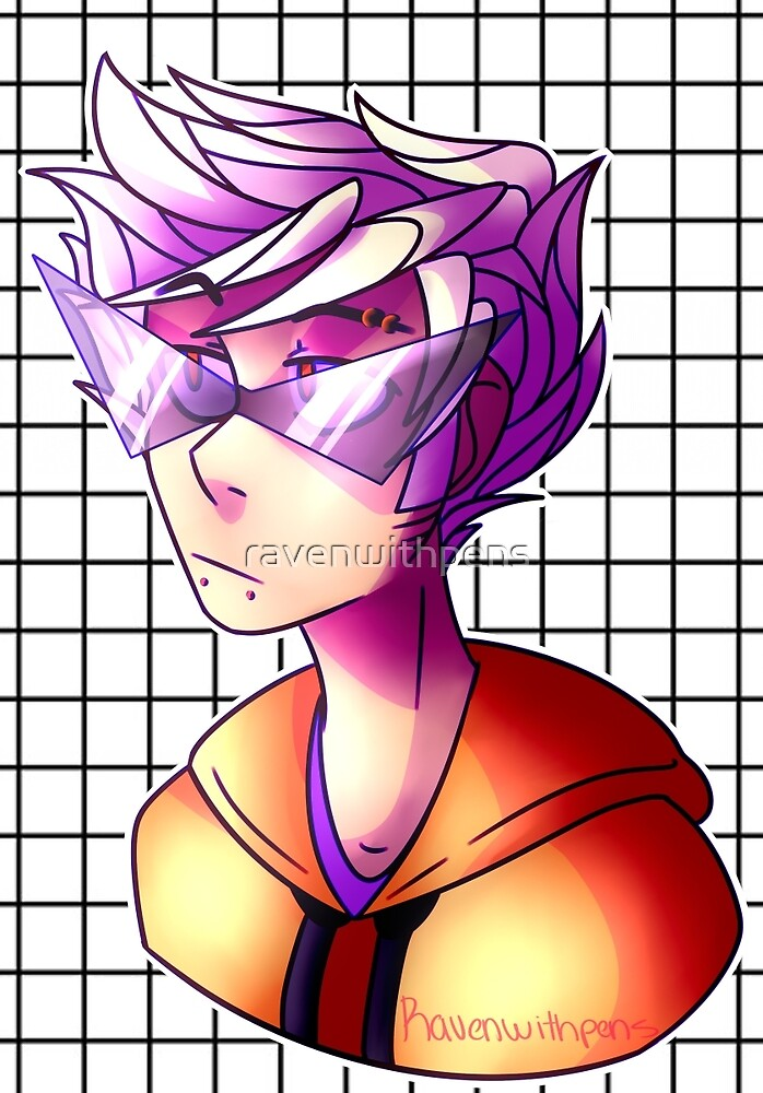Dirk Strider by ravenwithpens