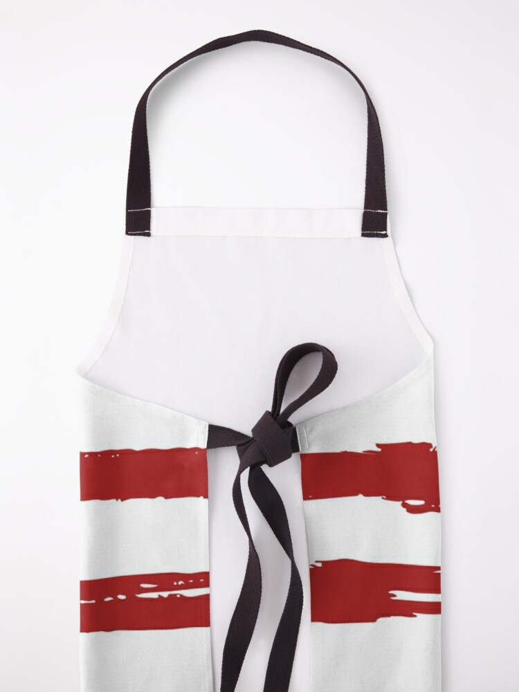 Alternate view of Red Dream Apron