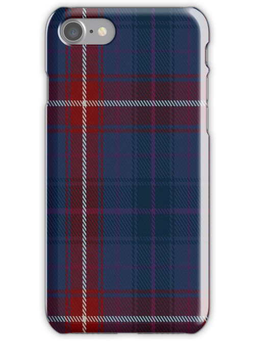 01298 United Scots American Fashion Tartan  by Detnecs2013