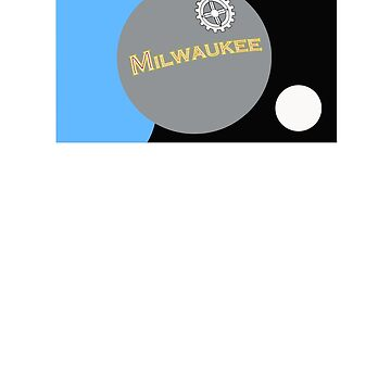The Real Milwaukee Flag by Piece Mil by MILDFEVER