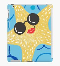 STAR OF THE SEA (colored) iPad Case/Skin