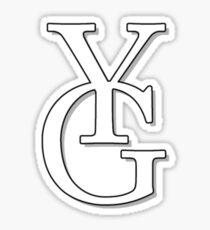 YG  Sticker