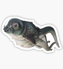 CuteFish Sticker