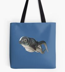 CuteFish Tote Bag
