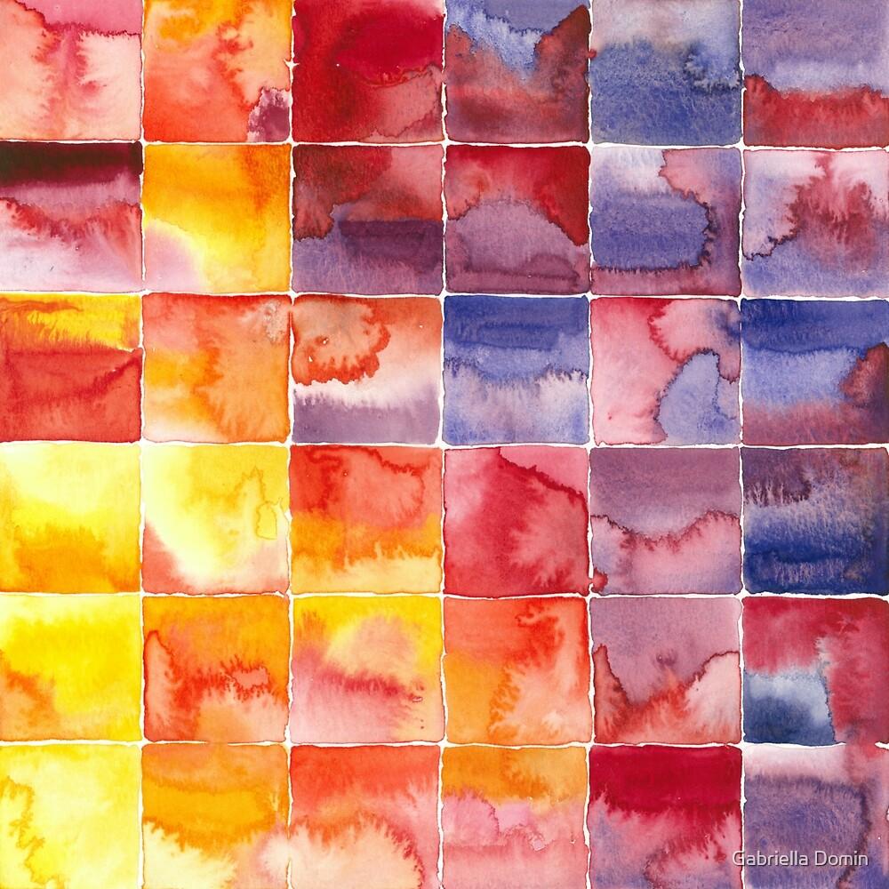 Sunset by Gabriella Domin