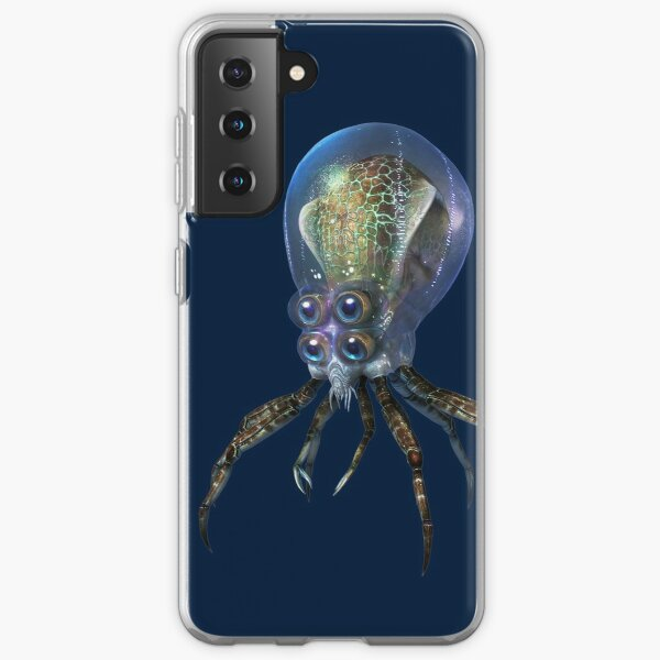 Crabsquid Samsung Galaxy Soft Case