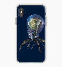 Crabsquid iPhone Case