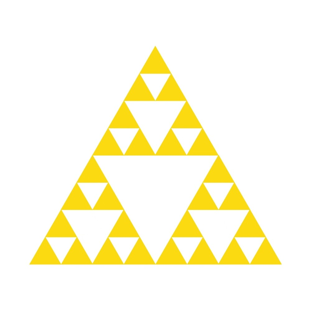 Triple Triforce by Jared Giesige