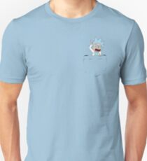 Tiny Riiiiiick!!! Unisex T-Shirt