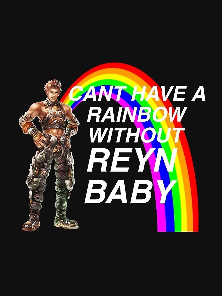 Reyn Can't have a rainbow without reyn by ShadowAlDunban