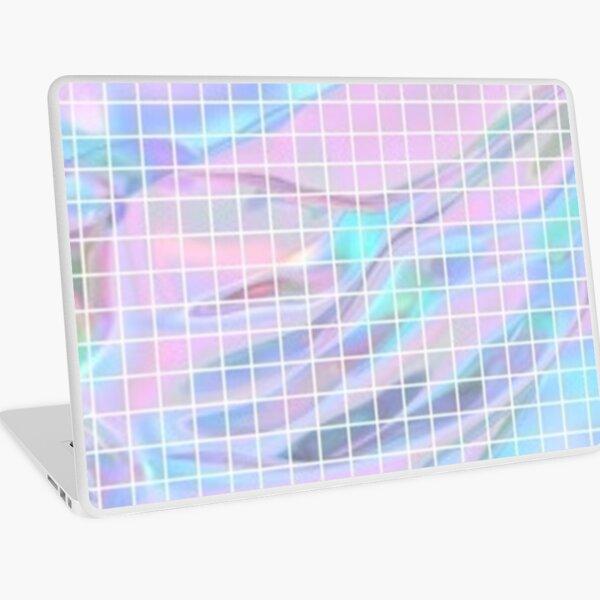 holographic vinyl laptop sticker Pixel Pusher