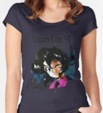 AnimeCon '91 Women's Fitted Scoop T-Shirt