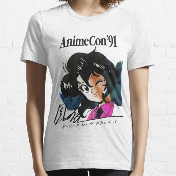 AnimeCon '91 Camiseta esencial