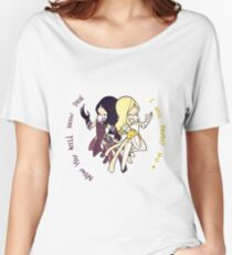 Smite - Two shades of Hel (Chibi) Women's Relaxed Fit T-Shirt