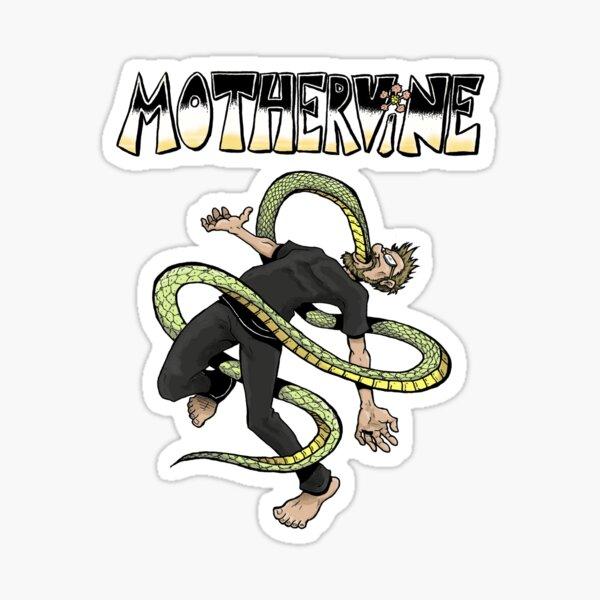 MotherVine Logo Sticker