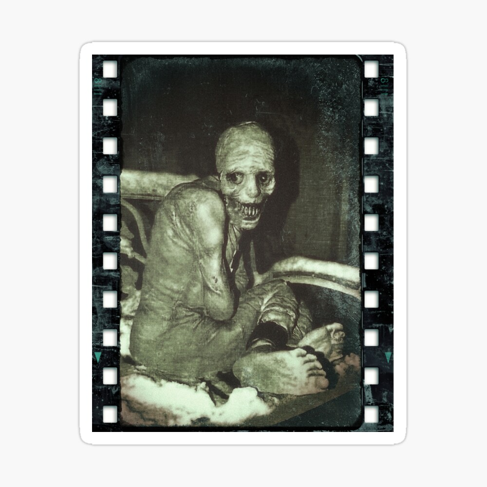 """Russian Sleep Experiment, Spazm monster"""" Photographic Print by ArtisMortis    Redbubble"""