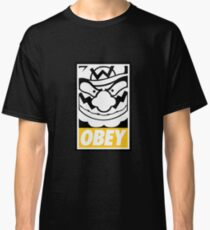 OBEY WARIO Classic T-Shirt