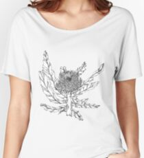 banksia not by banksy Women's Relaxed Fit T-Shirt